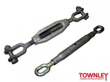 Turnbuckles / Rigging Screws
