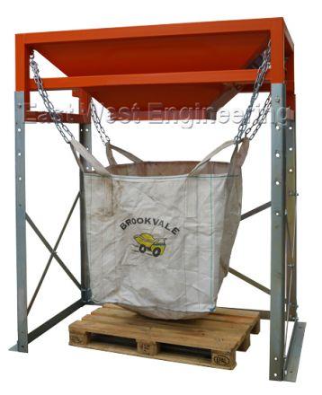 BFU Bulk Bag Filling Frame