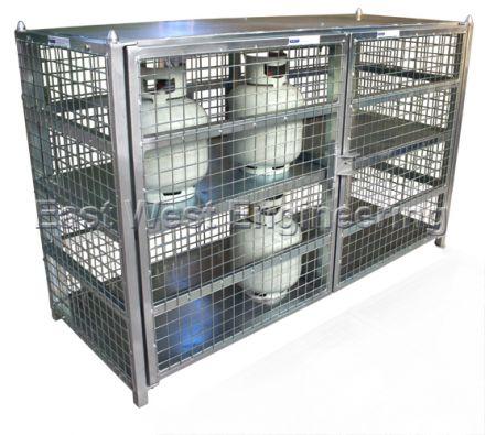 SGB Gas Cylinder Cage