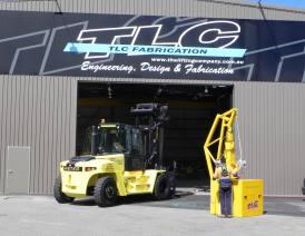 TLC New Fabrication Workshop