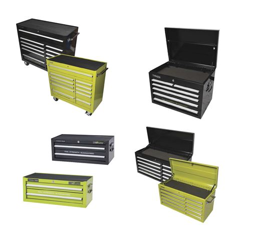Various Tool Boxes