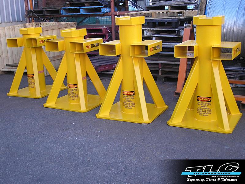 Custom Stands