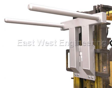 BBP Forklift Carriage mount Bulk Bag Lifter