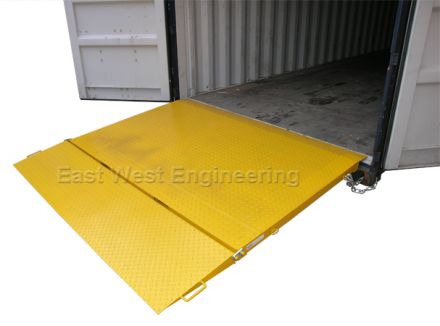 CRN8 Container Ramp – 8T